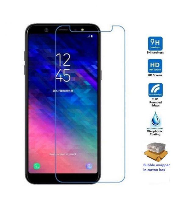 Ochranné tvrzené sklo Samsung Galaxy A6