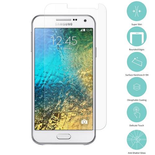 Ochranné tvrzené sklo Samsung Galaxy E5