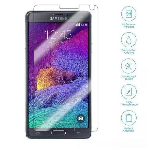 Ochranné tvrzené sklo Samsung Galaxy Note 4