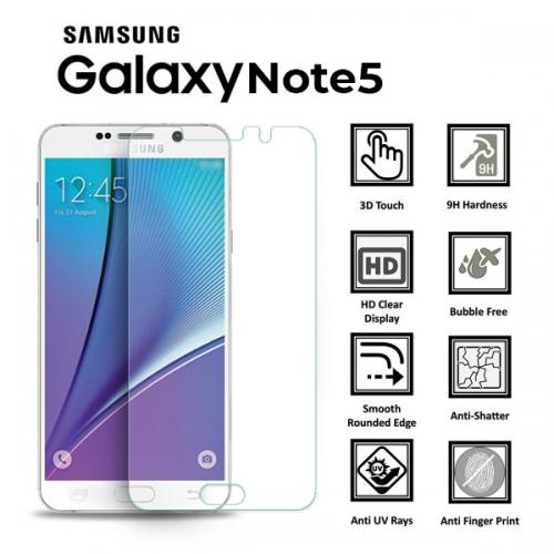Ochranné tvrzené sklo Samsung Galaxy Note 5