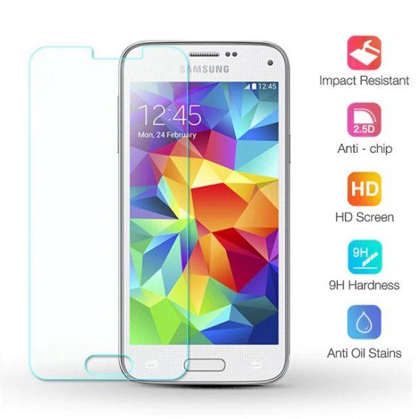Ochranné tvrzené sklo Samsung Galaxy S5 Mini
