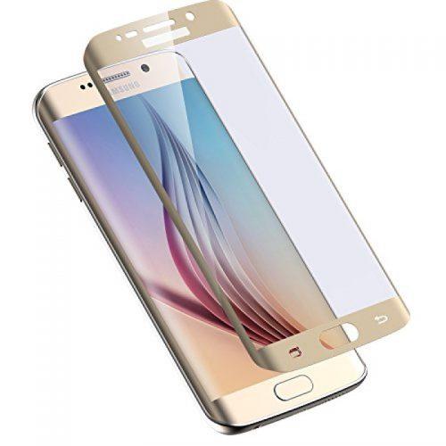 3D Ochranné tvrzené sklo Samsung Galaxy S6 Edge