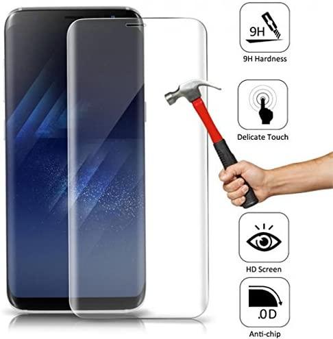 3D Ochranné tvrzené sklo Samsung Galaxy S8
