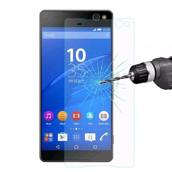Ochranné tvrzené sklo Sony Xperia C5 Ultra