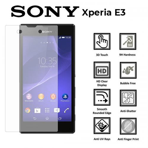 Ochranné tvrzené sklo Sony Xperia E3