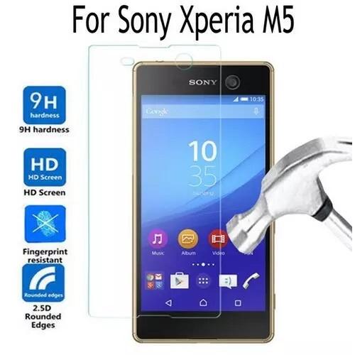 Ochranné tvrzené sklo Sony Xperia M5