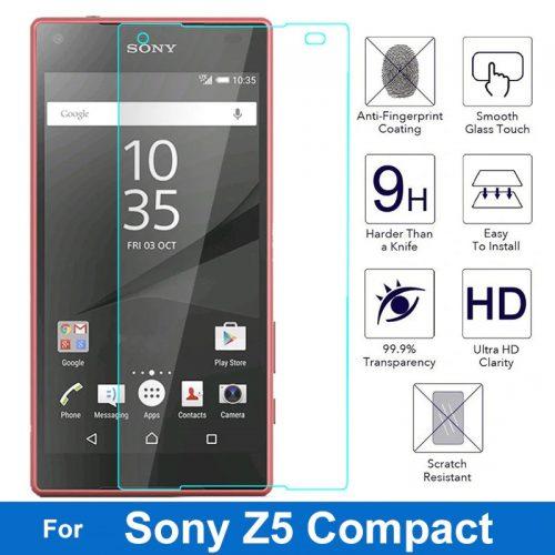 Ochranné tvrzené sklo Sony Xperia Z5 Compact