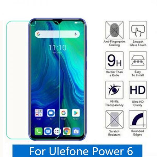 Ochranné tvrzené sklo Ulefone Power 6