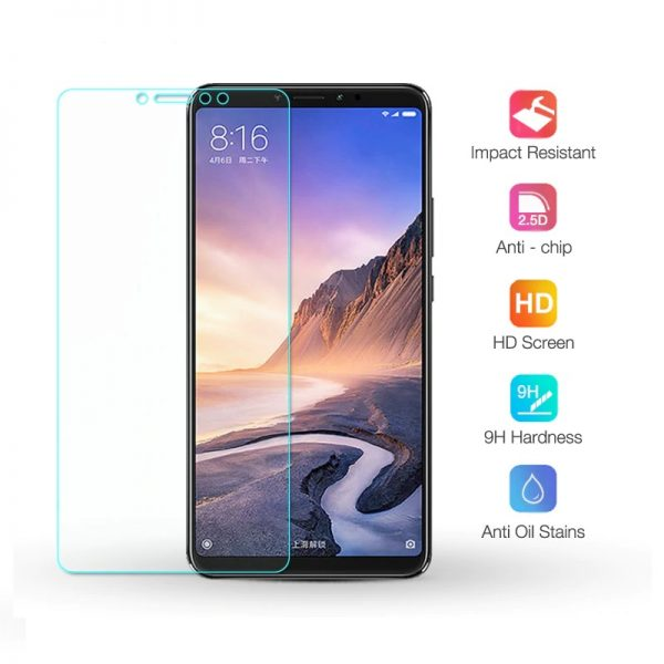 Ochranné tvrzené sklo Xiaomi Mi Max 3
