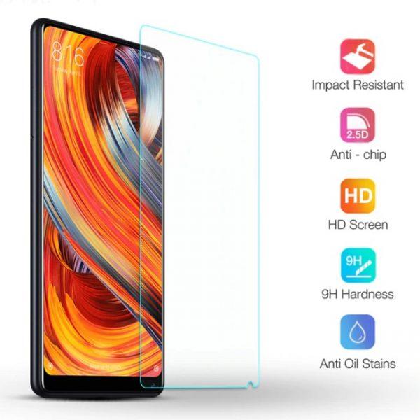 Ochranné tvrzené sklo Xiaomi Mi Mix 2
