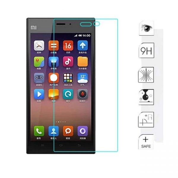 Ochranné tvrzené sklo Xiaomi Mi3