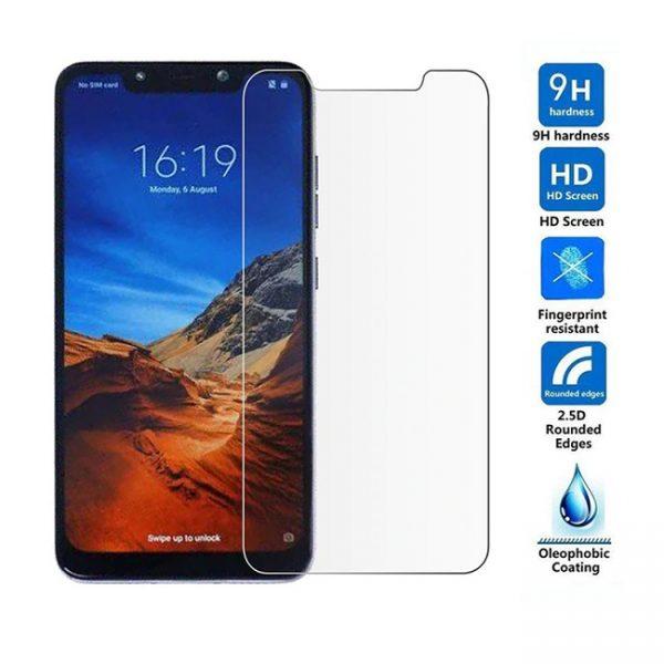 Ochranné tvrzené sklo Xiaomi Mi8