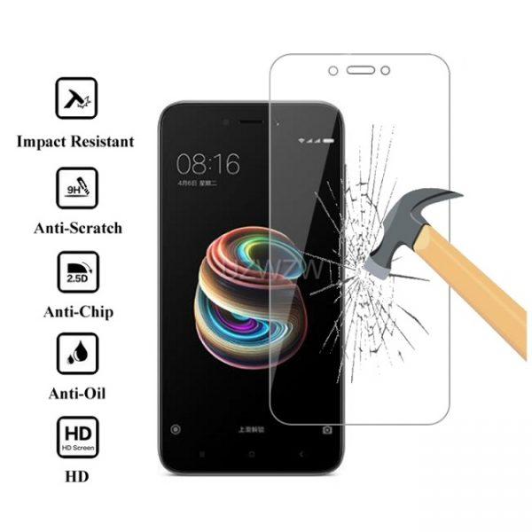 Ochranné tvrzené sklo Xiaomi Redmi 5A