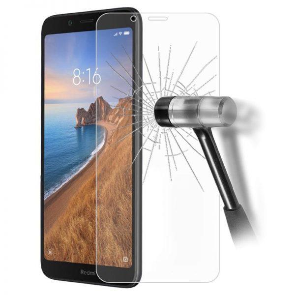Ochranné tvrzené sklo Xiaomi Redmi 7A