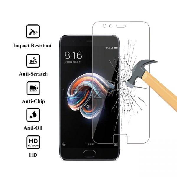 Ochranné tvrzené sklo Xiaomi Redmi Note 3