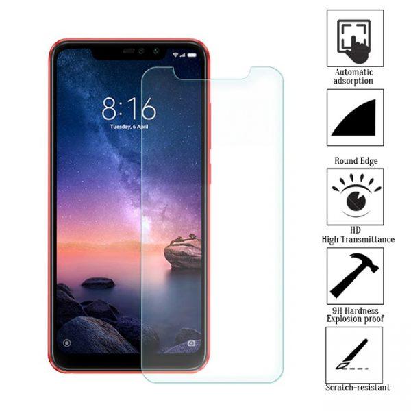 Ochranné tvrzené sklo Xiaomi Redmi Note 6