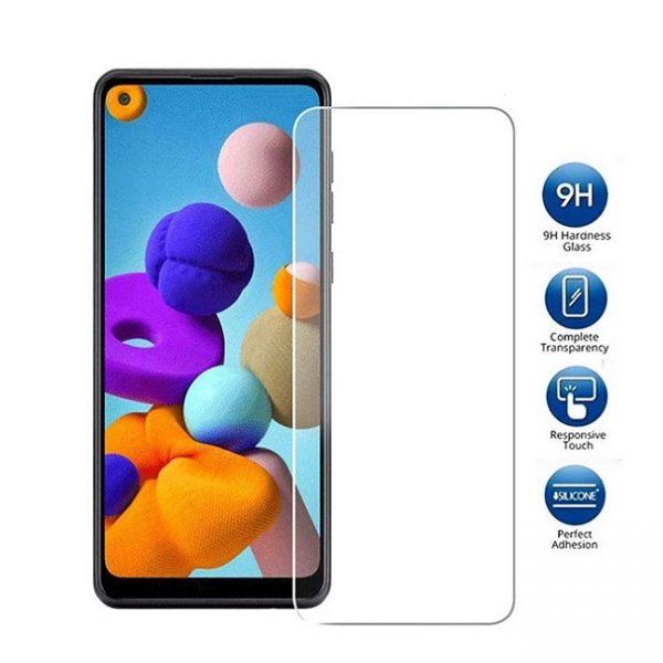 Ochranné tvrzené sklo Samsung Galaxy A21s