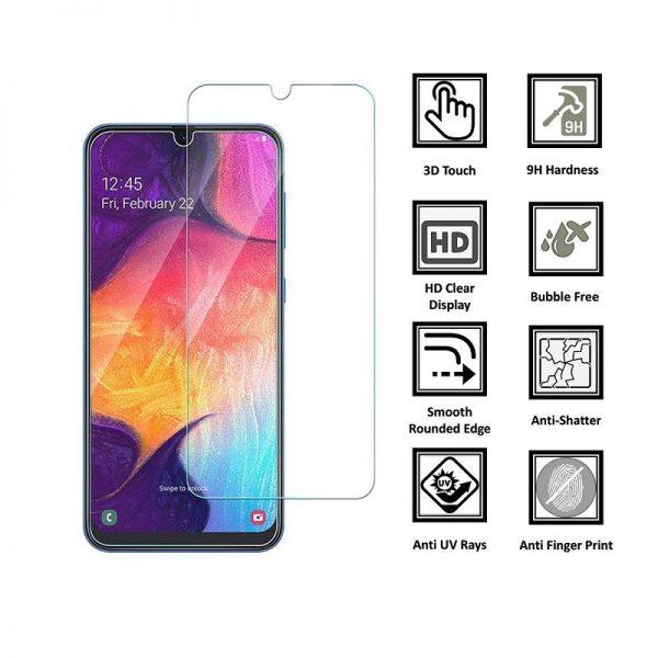 Ochranné tvrzené sklo Samsung Galaxy A41
