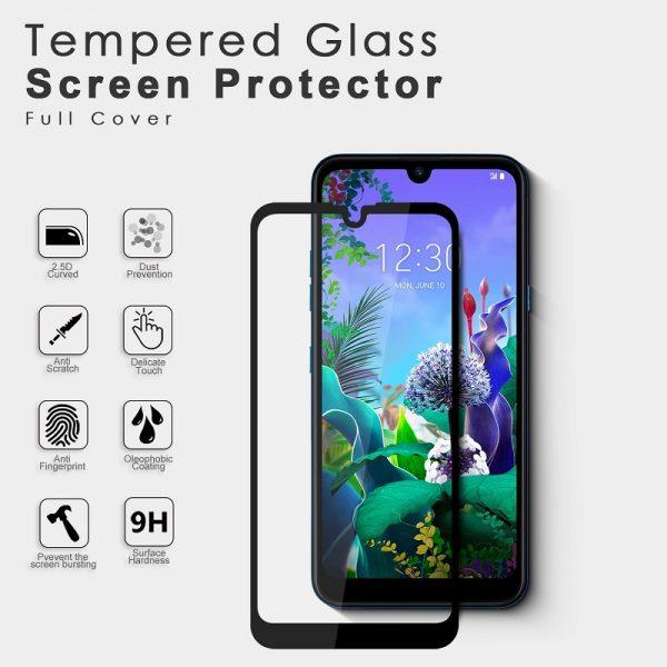 Ochranné tvrzené skloLG Q60