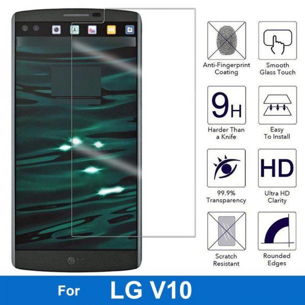 Ochranné tvrzené sklo LG V10