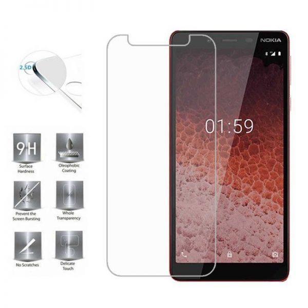 Ochranné tvrzené sklo Nokia 1 Plus