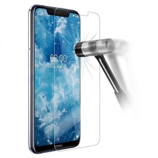 Ochranné tvrzené sklo Nokia 5.1 Plus