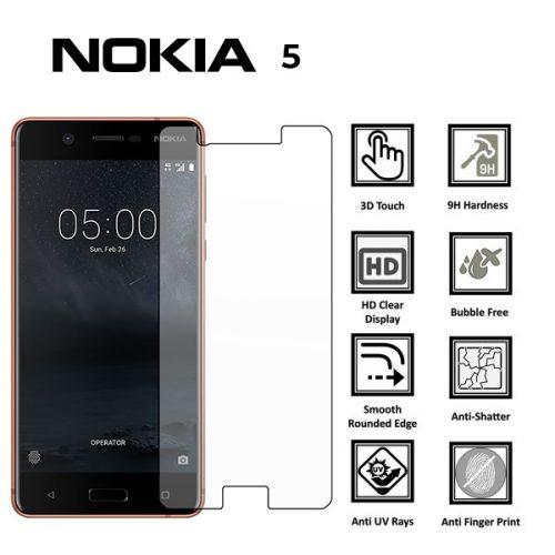 Ochranné tvrzené sklo Nokia 5