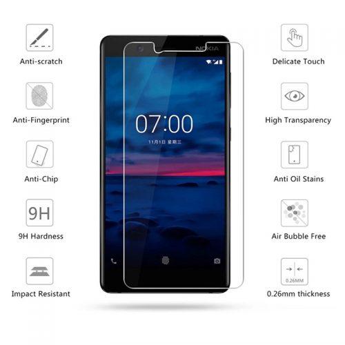 Ochranné tvrzené sklo Nokia 6.1