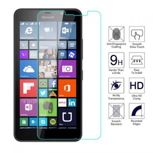 Ochranné tvrzené sklo Nokia Lumia 640 XL
