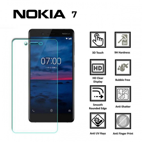 Ochranné tvrzené sklo Nokia 7