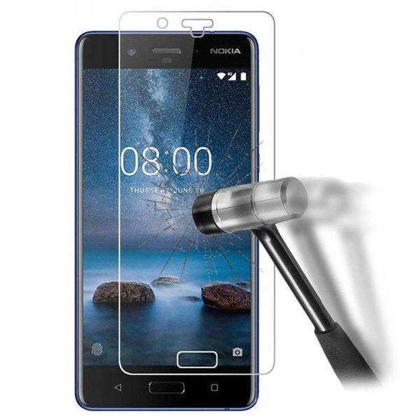 Ochranné tvrzené sklo Nokia 8