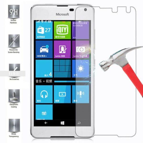 Ochranné tvrzené sklo Nokia Lumia 820