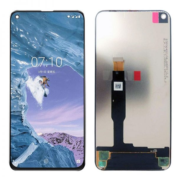 LCD display + dotyková plocha Nokia 8.1 plus