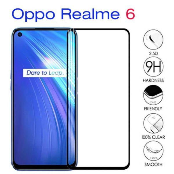 Ochranné tvrzené sklo Oppo Realme 6