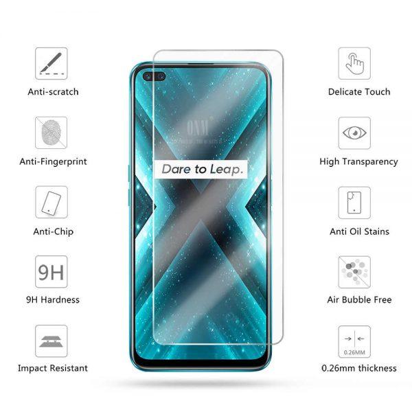 Ochranné tvrzené sklo Oppo Realme X3 Superzoom