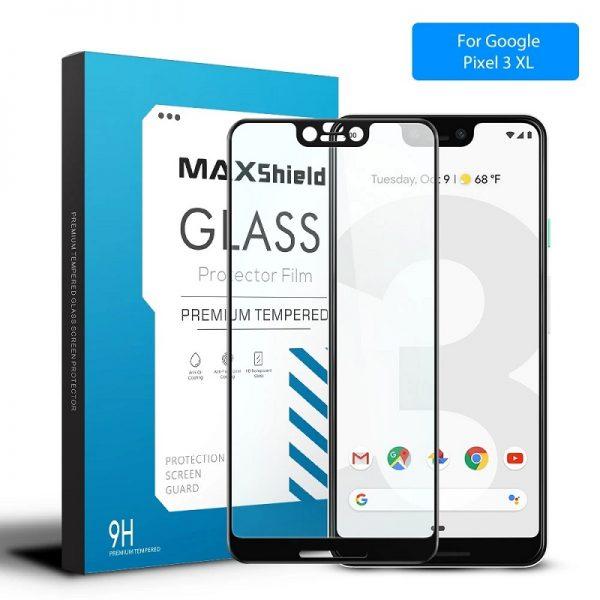 3D Ochranné tvrzené sklo Google Pixel 3 XL
