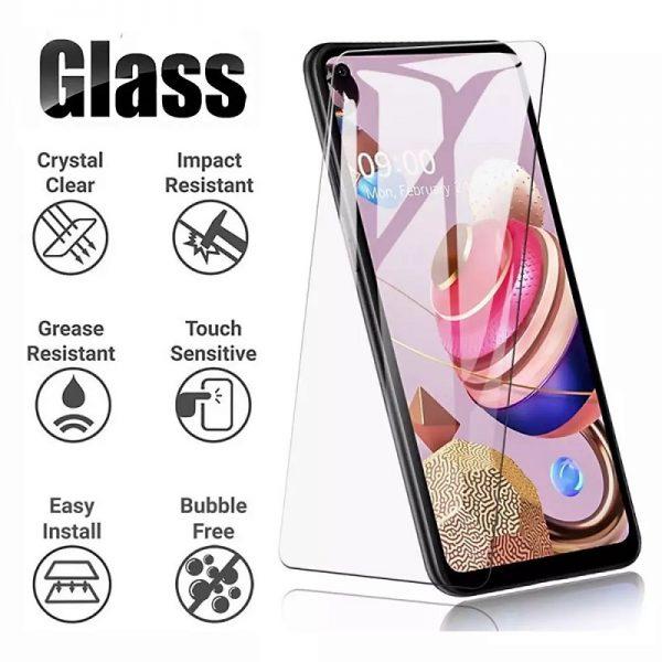 Ochranné tvrzené sklo LG K61