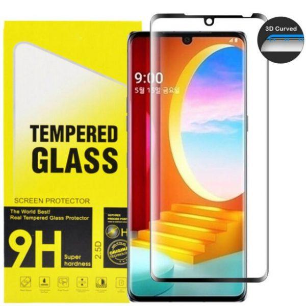 3D Ochranné tvrzené sklo LG Velvet