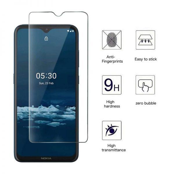 Ochranné tvrzené sklo Nokia 2.4