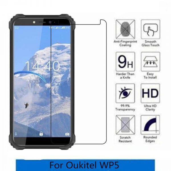 Ochranné tvrzené sklo Oukitel WP5