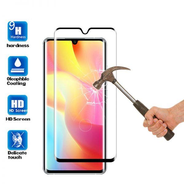 3D Ochranné tvrzené sklo Xiaomi Mi Note 10 lite