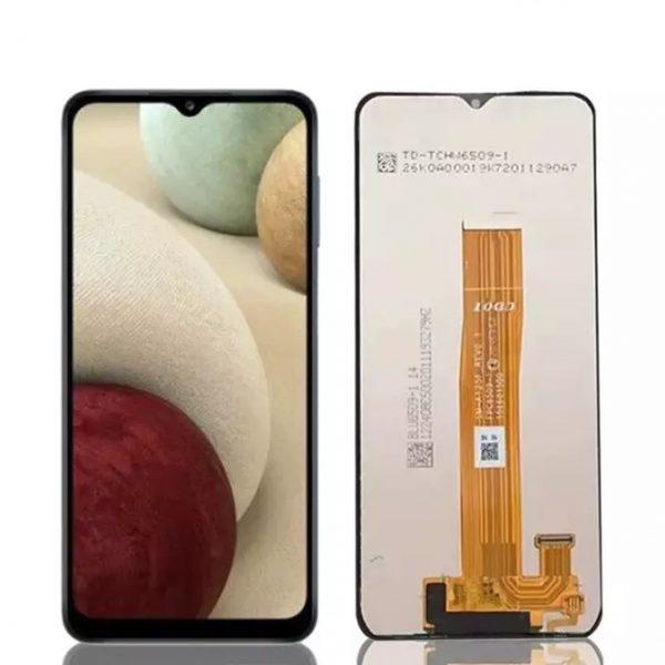 Lcd displej + dotykové sklo Samsung Galaxy A12