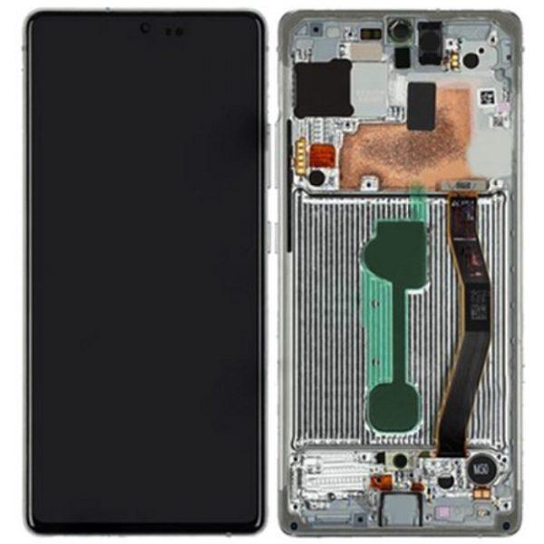 Lcd displej + dotykové sklo Samsung Galaxy S20 FE