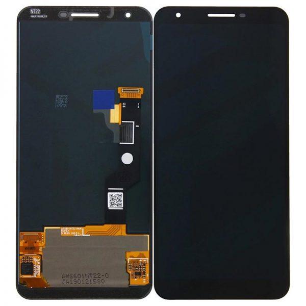 Lcd displej + dotykové sklo Google Pixel 3a XL