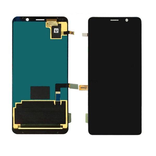 Lcd displej + dotykové sklo Nokia 9