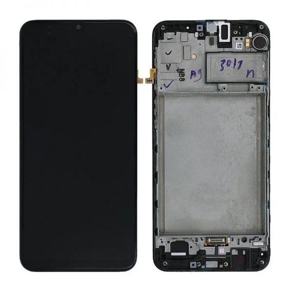 Lcd displej + dotykové sklo Samsung Galaxy A42
