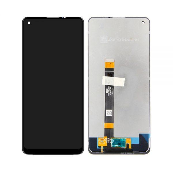 Lcd displej + dotykové sklo LG K51S