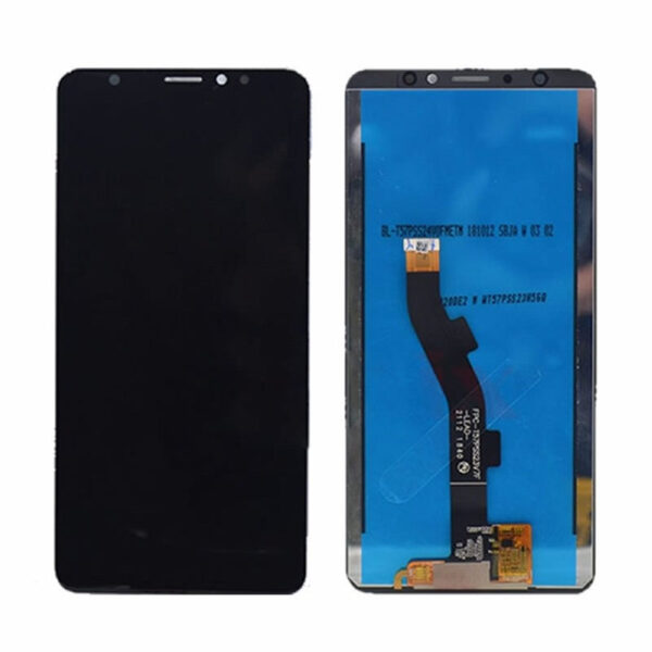 Lcd displej + dotykové sklo Meizu M8